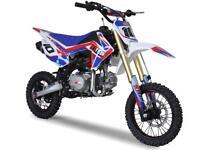 2017 140r motorbike