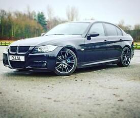 BMW 320d m sport swap p/x focus st M3