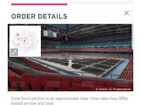 Anthony Joshua V Kubrat Pulev tickets