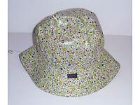 Barbour Ladies Rain Hat - Still Tagged