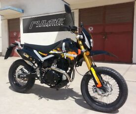 Lexmoto adrenaline, sinnis apatche , pulse , rmr supermoto wheels