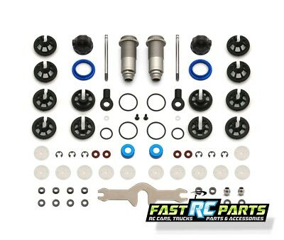 - Team Associated RC10B5   12x31B/27.5S V2 Rear Shock Kit ASC91498