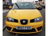 2007 Seat Ibiza 1.2L Beautiful Car