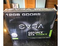 GeForce GTX TITAN X 12GB by EVGA