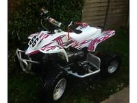 Quadzilla proshark 50 kids race quad