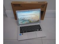 Toshiba Chromebook - Like New Condition (PRICE DROPPED)
