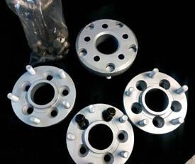 5x130 5x100 porsche adaptors 20mm/30mm or swap for 5x130 5x112