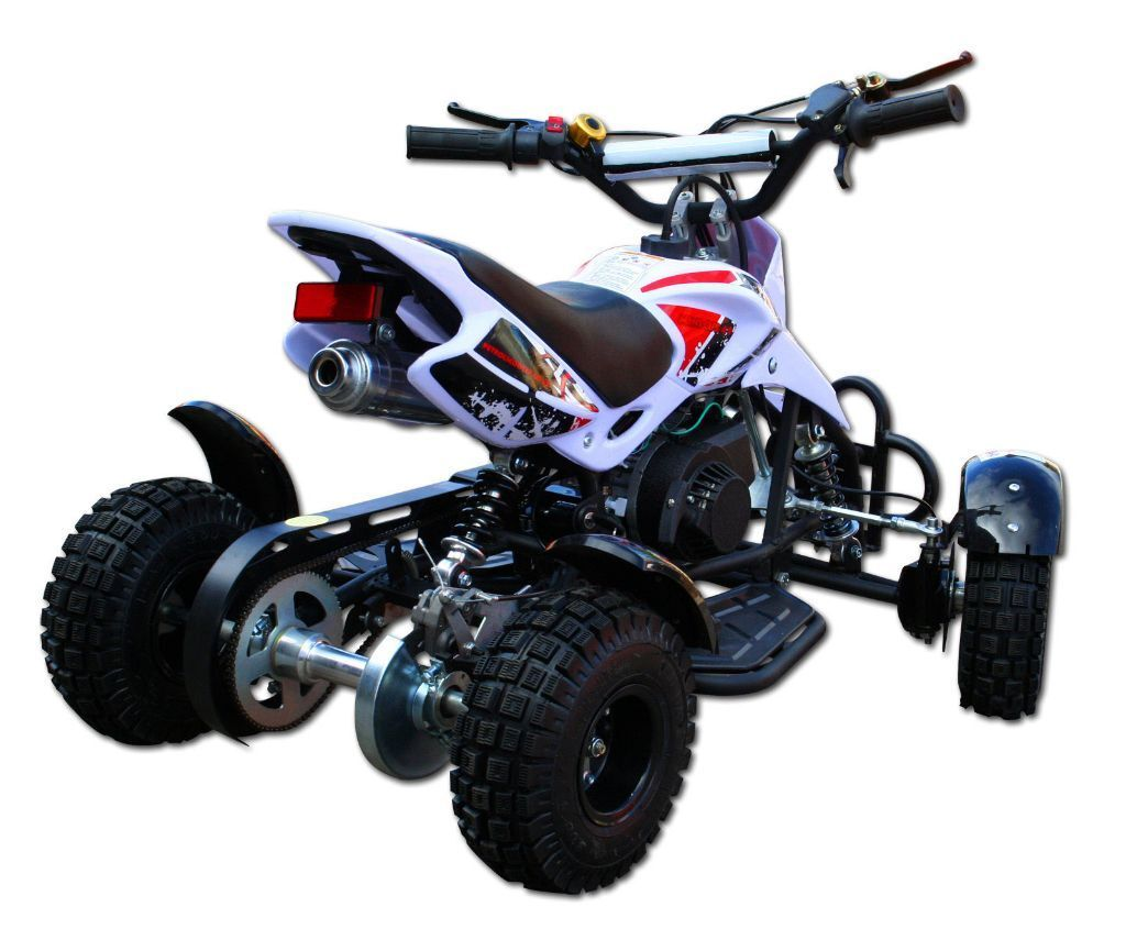 Mini Moto Quad Bikes 2015 Latest 2 Stroke 49cc Kids New In