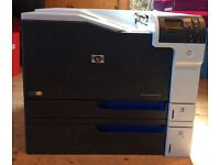 HP cp5525 printer Used for sale