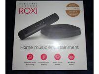 Electric Jukebox Roxi home entertainment music system New Sealed Sing karaoke music streaming