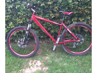 Rocky Mountain Custom Built Mountain Bike/MTB/Downhill Bike