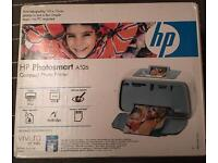 HP Photosmart A526 compact photo printer (standalone - no pc required)
