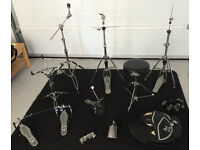 Drum Hardware and Accessories For Sale