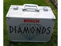 Bosch Masonry Core Cutting Set