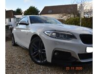 BMW, 2 SERIES, Coupe, 2014, Manual, 1995 (cc), 2 doors