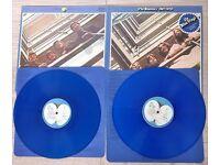 THE BEATLES 1967-1970 ON RARE BLUE VINYL UK LP 1978 VERY CLEAN NEAR MINT