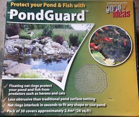Fish Pond Guards 40