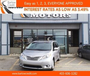 2011 Toyota Sienna LIMITED AWD **SPRING BLOWOUT**