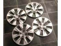 Peugeot Wheel Trims 15 Inch £40 Larne