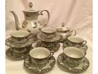 Vintage Late 1800s Tea/Coffee Set by Richard Ginori