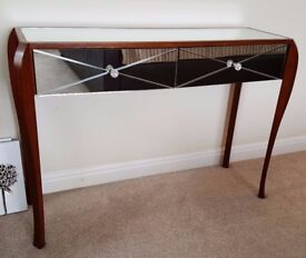Laura Ashley Mirrored Console Table