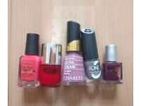 Barry M, Next and others nail polish/varnish