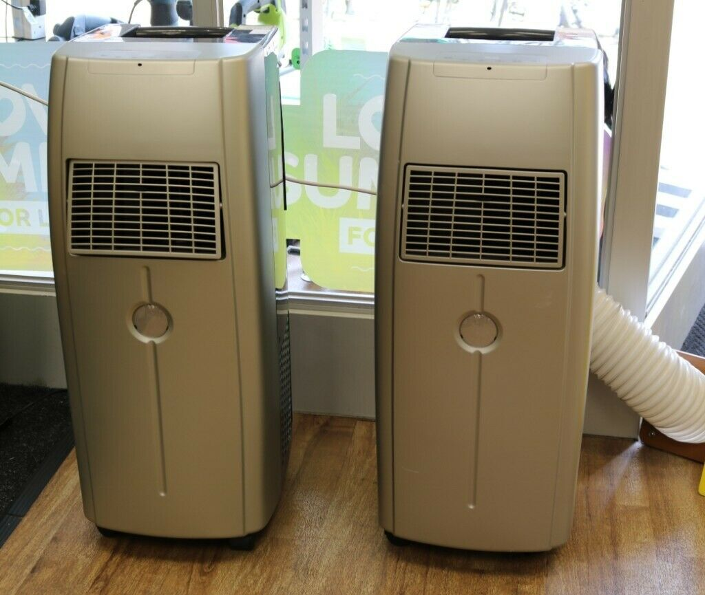 Air Conditioning Units by Challenge with Remote Controls AC - £99 Each (2  available) AF1000E | in Portslade, East Sussex | Gumtree