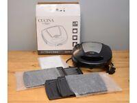 toaster/ sandwich maker CUCINA GCFS 8010E