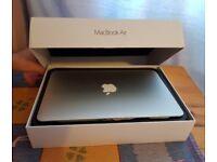 """Apple MacBook Air A1465 11"""" Laptop - MJVM2B/A (March, 2015, Silver) 1.6GHz 4GB"""