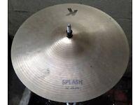 "Zildjian K 10"" Splash cymbal"