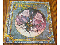 Jon Anderson - Olias of Sunhillow (Original Vinyl LP) in Superb Condition