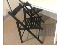 Kitchen folding chairs - IKEA