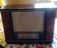 Old Non working Philips Radio