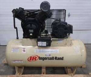 INGERSOLL-RAND 2-stage Air Compressor