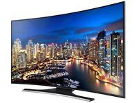 "55"" Samsung UE55HU7200 Curved 4K Ultra HD TV"