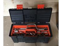 Car tools, spanners and assortments of tools