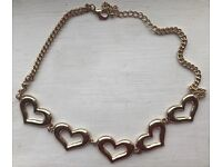 Fashionable Heart Necklace