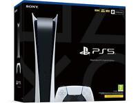 PS5 Digital UK
