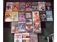 VIDEO TAPES x 22