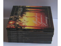 In Classical Mood - Set of 8 CDs with Books - Pre-owned / Please Read Description carefully.