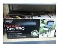 Dual Burner Gas BBQ Brand New