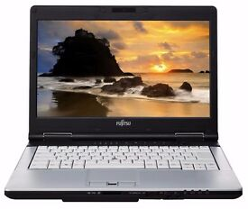 "Fujitsu Lifebook S751 14"" i5 8GB 500GB Laptop Notebook Windows 10 USB3 Card Reader 30 Day Warranty"