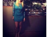 H &M lace dress