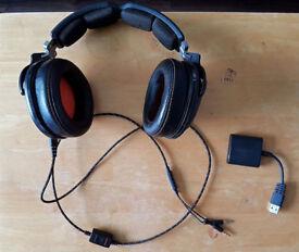 Free Steelseries 9H gaming headset (faulty)