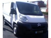 58 Citroen relay good condition 12 months mot ply lined may consider taking part exchange
