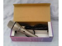 Sunfly SFM-201 Dynamic Microphone – Boxed and New – Ideal for PA System