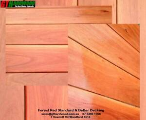 Toowoomba Forest Red Gum Hardwood Timber Decking