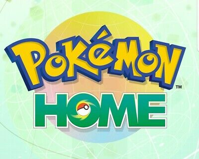 Pokemon Home National Pokedex all generation 1-7 shiny pokemon 900+ pokemon