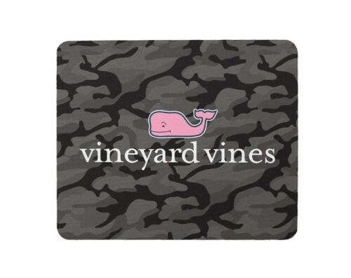 Vineyard Vines Mouse Pad in BLACK CAMO BRAND NEW SEALED IN PACKAGE!
