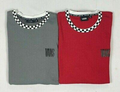 Men's Vans Off The Wall Revert-K Long Sleeve Thermal Shirt